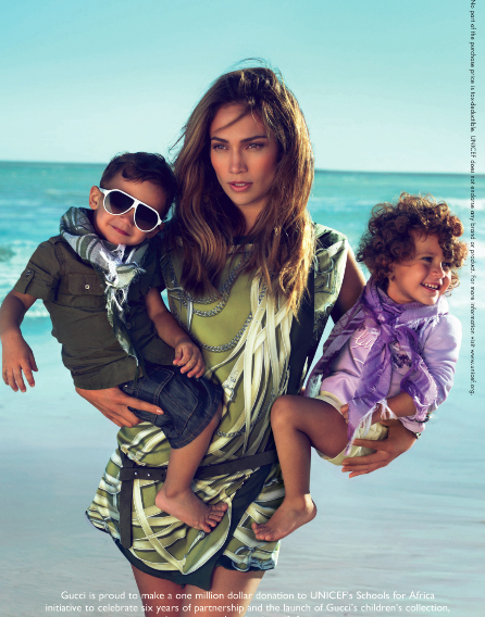 jennifer lopez kids gucci ad. jennifer lopez gucci ads